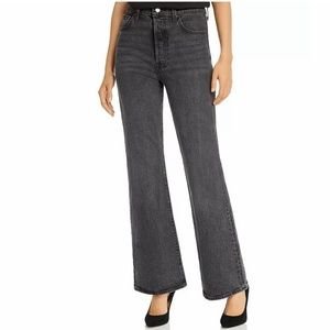 Levis You Only Live Twice Ribcage Flare Jeans